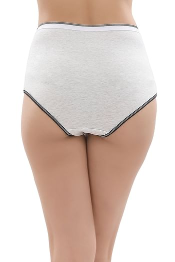 Back listing image for Cotton High Waist Hipster Panty