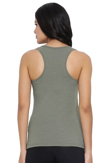 Back listing image for Cotton Tank Top with Racerback