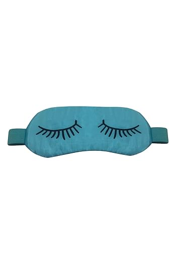 Front listing image for Embroidered Satin Eyemask