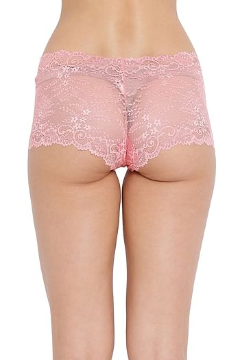 Back listing image for Lace Low Waist Boyshorts