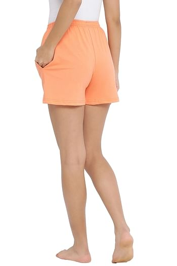 Back listing image for Cotton Rich Boxer Shorts In Peach