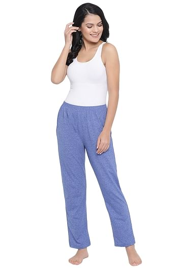 Front listing image for Cotton Rich Pyjama In Blue