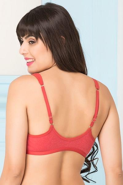 Open bra