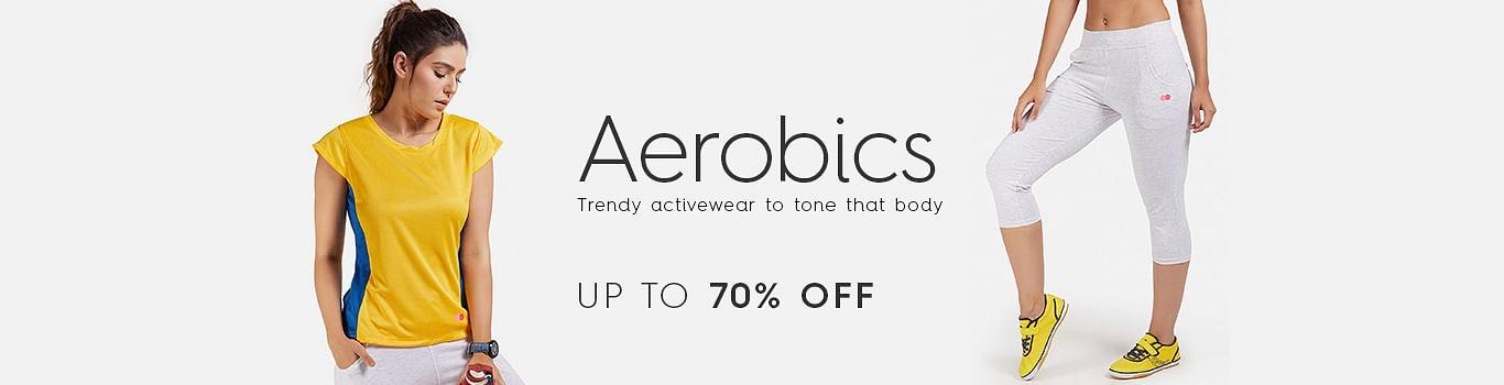 Aerobics Wear