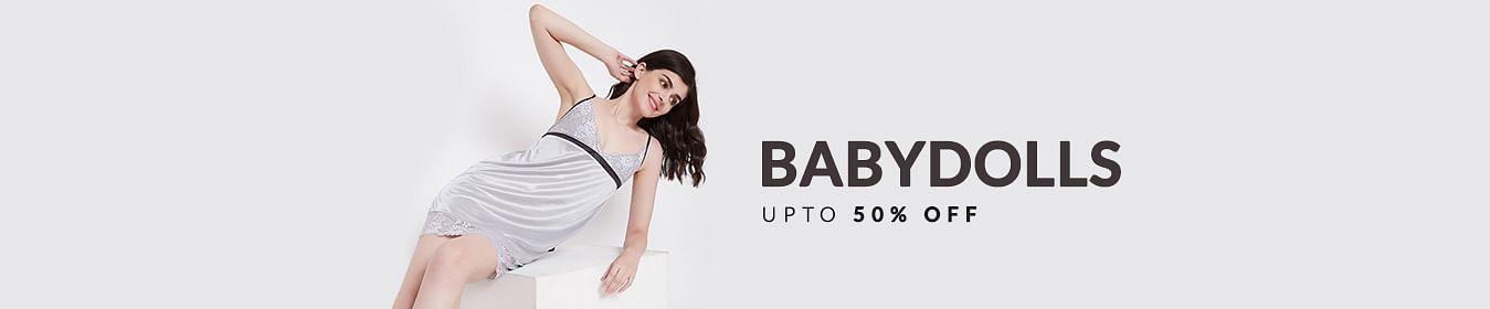 Babydoll Upto 50% Off