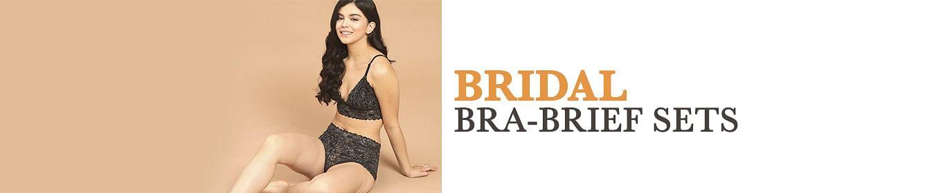 Bridal Bras-Panty Sets