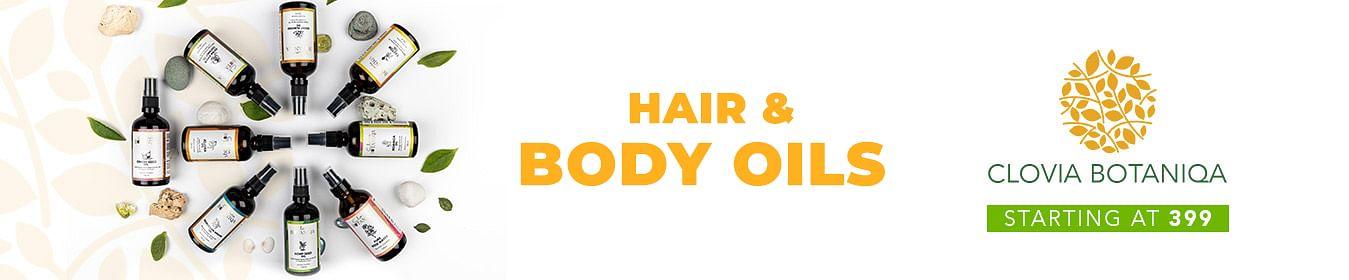 Body/Hair Oils