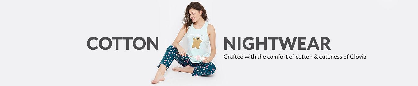 Cotton Top & Pyjama