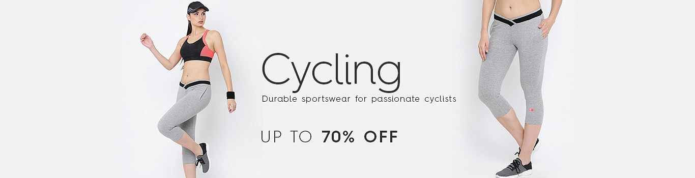 Women Cycling Wear Shopping