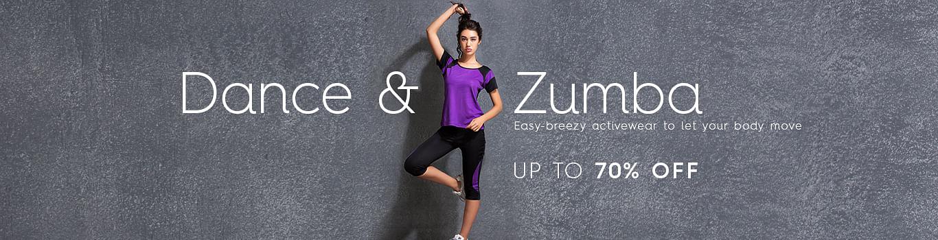 Women Dance & Zumba Wear Shopping
