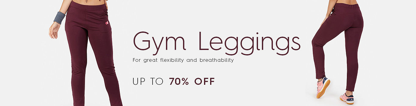 Women Gym Leggings Shopping
