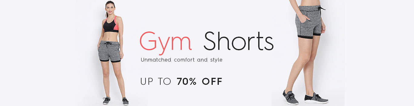 Women Gym Shorts Shopping