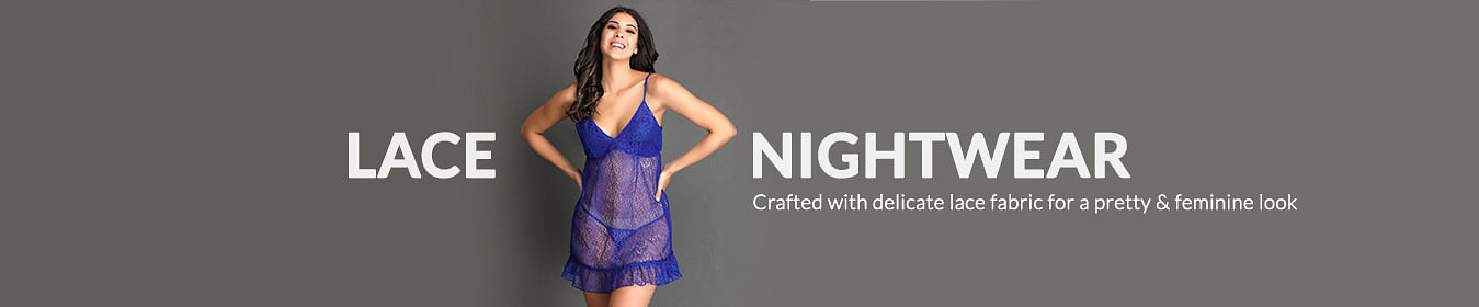 Lace Nightwear