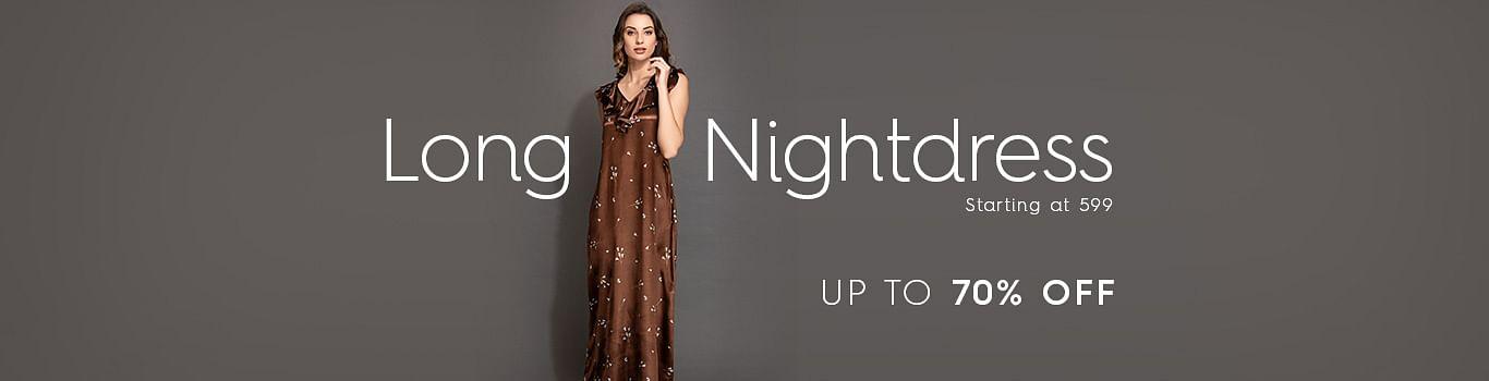 Long Nightdress