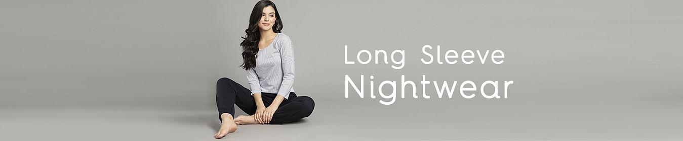 Full Sleeve Nightwear
