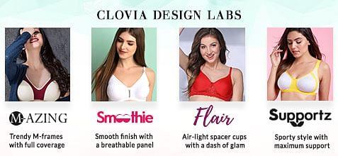 Bras (ब्रा) - Buy Ladies Bras Online at Best Prices in India | Clovia