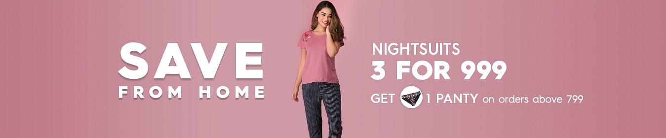 Nightsuit Combo