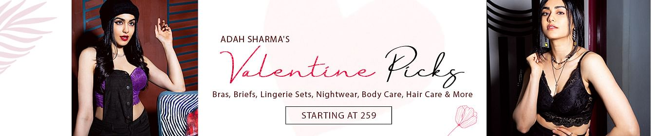 Buy Valentine's day lingerie gifts for her