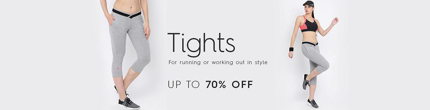 Women Tights Shopping