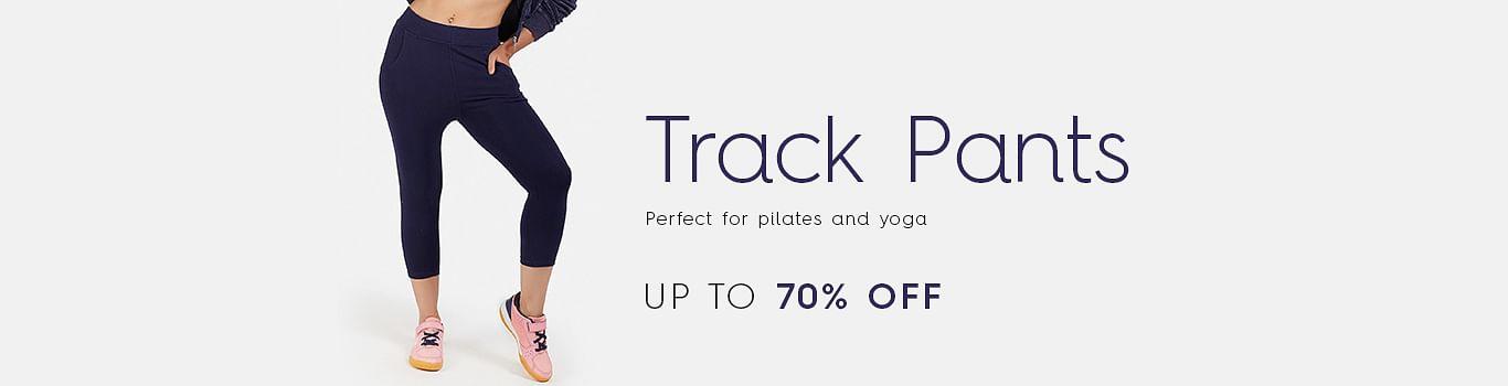 Women Track Pants Shopping