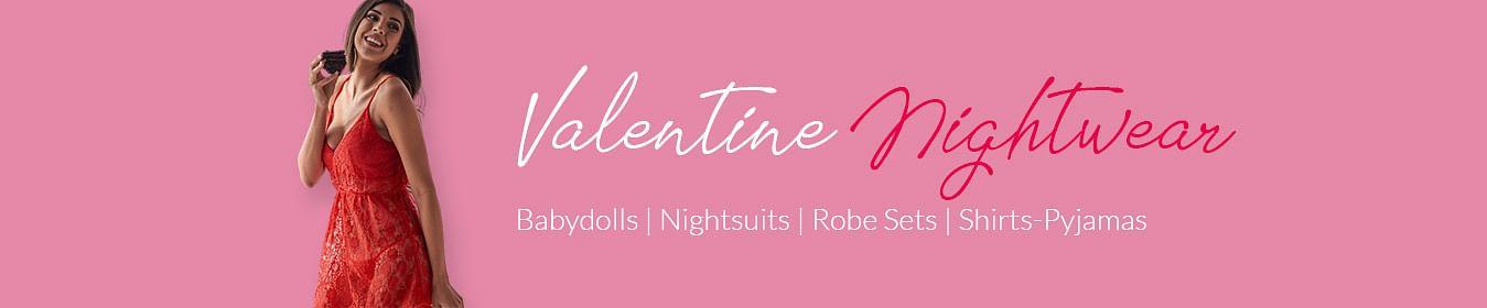 Valentine Nightwear