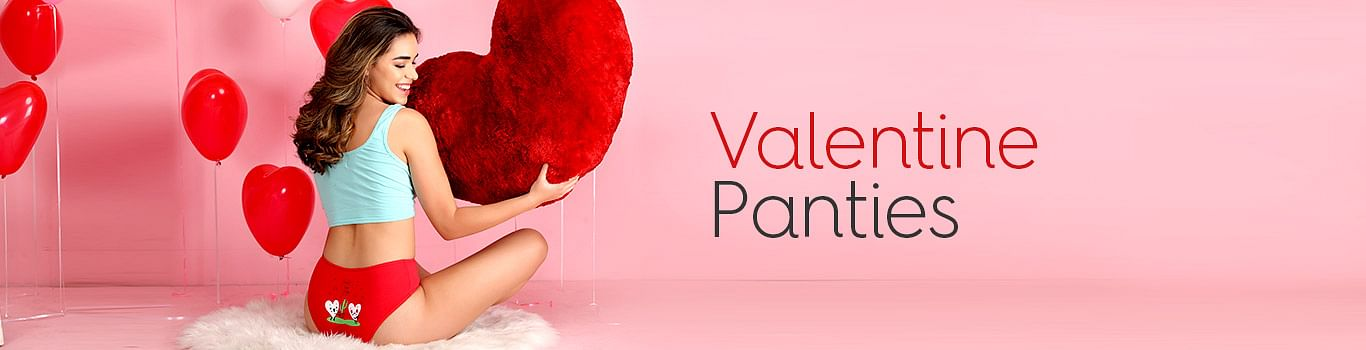Valentine Panties