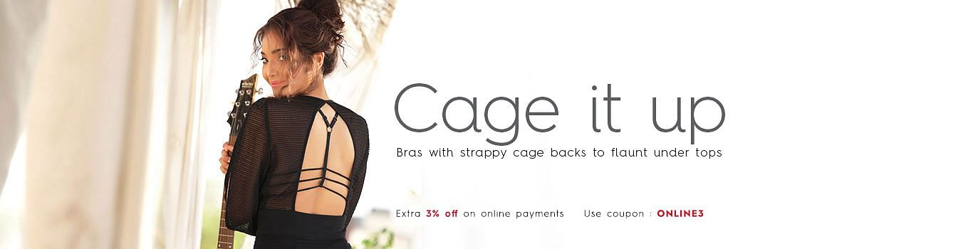 Cage Bras