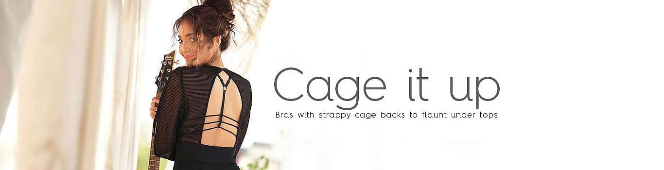 Cage Bras