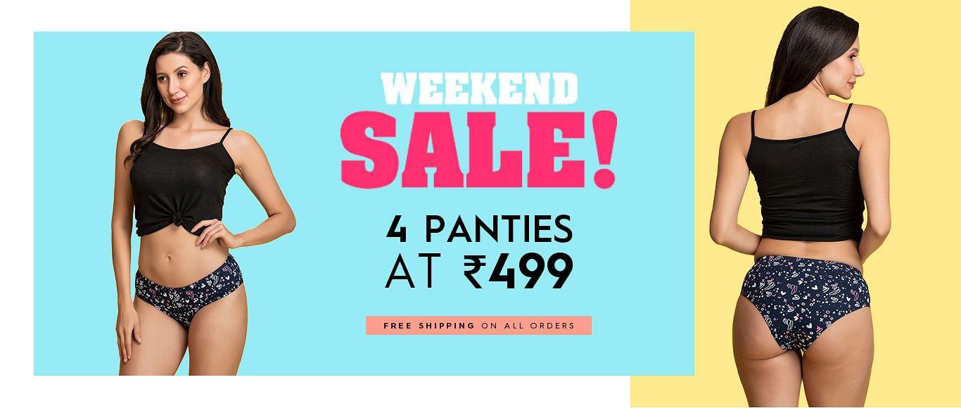 clovia.com - Weekend Sale – Free Shipping on all products