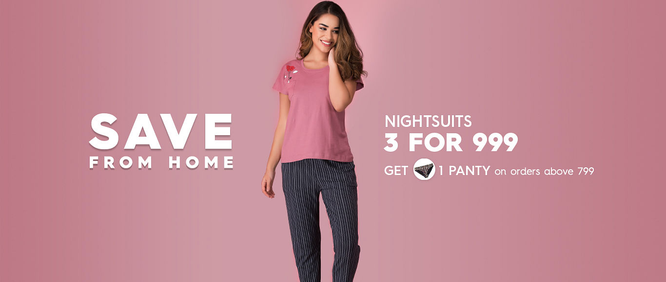Nightsuits 3 For 999